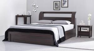 Urban Ladder Sutherland Hydraulic Engineered Wood Queen Bed With Storage