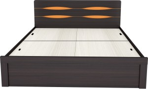 UNiCOS Boston Engineered Wood King Bed