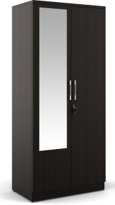 Spacewood Carnival Engineered Wood 2 Door Wardrobe