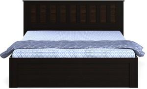 Spacewood Phoenix Engineered Wood Queen Bed With Storage