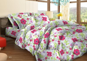d49909ae7 Bombay Dyeing Cotton Double Bedsheet Bed Sheet Multicolor Best Price ...