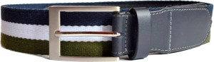 Hidea Men Casual Multicolor Canvas Belt