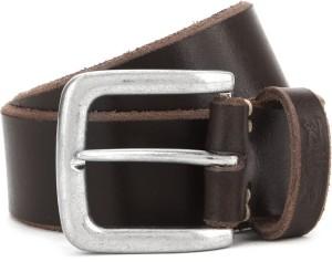 2f7bcbfa832 Levi s Brown Genuine Leather Belt Best Price in India