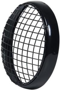 spydo Head Light Grill For Royal Enfield Bullet Electra Standard-black Bike  Headlight GrillBlack