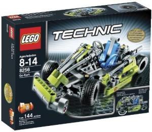 Lego Technic Go Kart (8256)