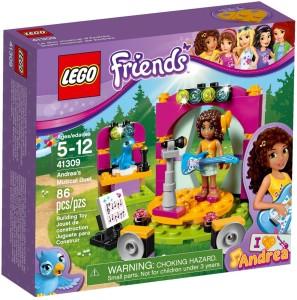 Lego Andrea's Musical Duet