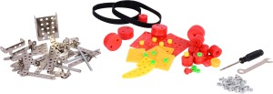 Planet of Toys Blocks - 233 Pieces - 2 in 1 Model