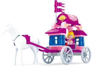 Fun Blox Fairyland Carriage
