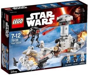 Lego Hoth Attack