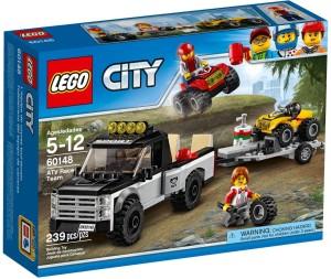 Lego ATV Race Team