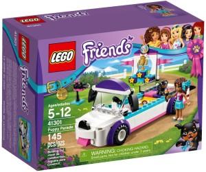 Lego Puppy Parade