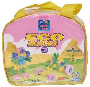 Indigo Creatives Kids Hobby Educational Game - Eco Blocks 2