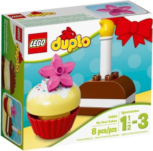 Lego My First Cakes