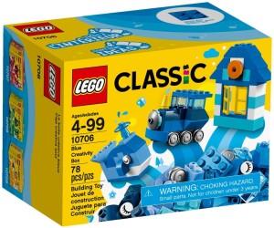 Lego Blue Creativity Box