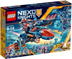 Lego Clay's Falcon Fighter Blaster