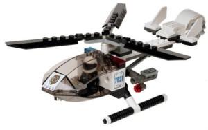 Lego World City Helicopter