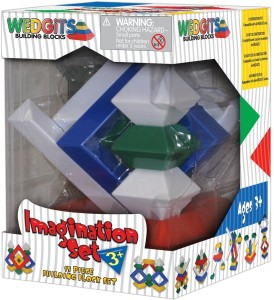 Wedgits Imagination Set -15 Pieces