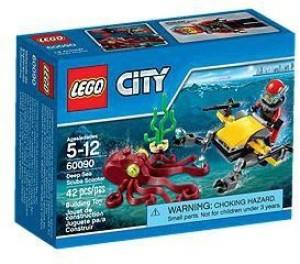Lego 60090 Deep Sea Scuba Scooter