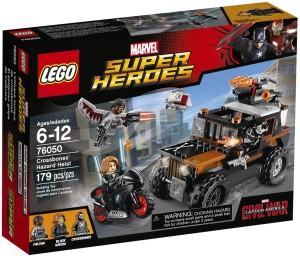 Lego Crossbones� Hazard Heist