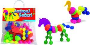 Buddyz Edu-connection Animal Safari Carry Bag for Kids