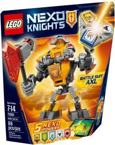 Lego Battle Suit Axl