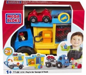 Mega Bloks Play'N Go Garage