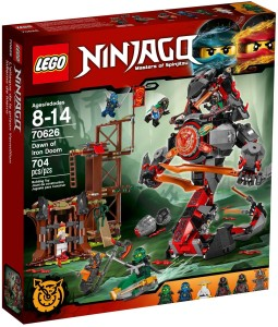 Lego Dawn of Iron Doom