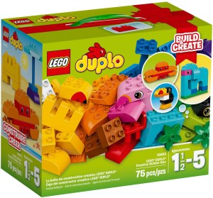Lego Creative Builder Box