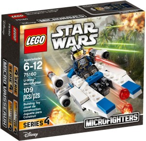 Lego U-Wing Microfighter