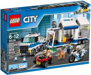 Lego Mobile Command Center
