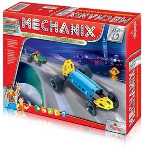 Mechanix Metal Nx 0