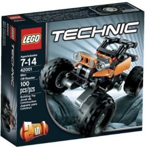 Lego Technic 42001 Mini Offroader