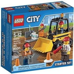 Lego City Demolition Starter Set