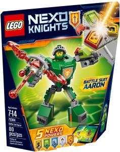 Lego Battle Suit Aaron