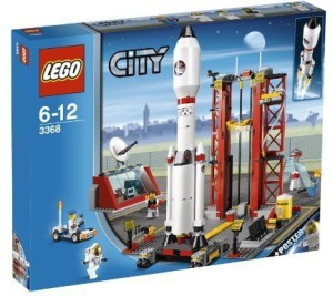 Lego City Space Center Style3368