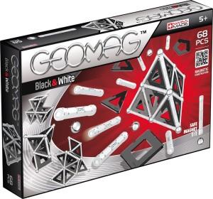 Geomag Panels Black & White 68 pcs