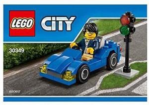 Lego City Car 30349 Polybag