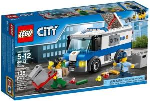 Lego Money Transporter