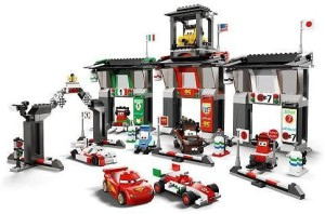 Lego Disney Cars Exclusive Limited Edition Set 8679 Tokyo