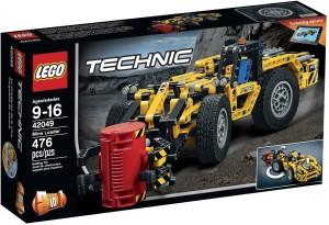 Lego Mine Loader