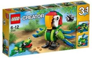Lego Creator-RainForestAnimals