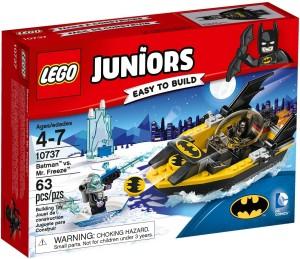 Lego Batman vs Mr. Freeze