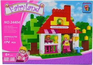 Mera Toy Shop construction play set 114pcs