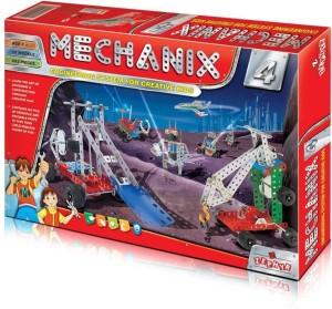 Mechanix Metal No 4