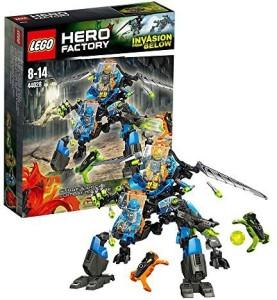 Lego Hero Factory Surge Rocka Combat Machine 44028 Multicolor Best