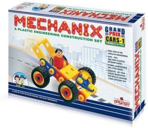Mechanix Mechanix Plastic Cars 1