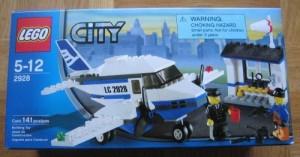 Lego City Set 2928 Airplane