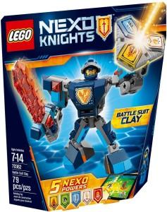 Lego Battle Suit Clay