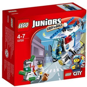 Lego Police Helicopter Chase-10720