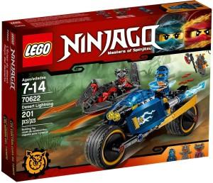 Lego Desert Lightning